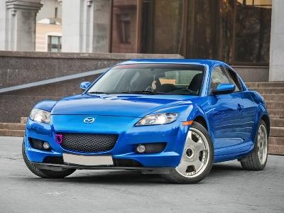 Культ треугольников: опыт владения Mazda RX-8
